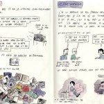 Le journal dessiné de Jba – part. 2 – 06/09/11