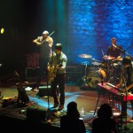 The Leisure Society @ Café de la Danse – 06/05/12
