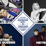3×2 places à gagner pour l'Electrop Pop Party (Metronomy, Christine and The Queens, Klaxons, Plastiscines) au Trabendo