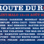 5 compilations La Route du Rock 2014, Collection Été #24 à gagner