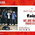 2 places à gagner pour le concert de We Are Match au Café de la Danse